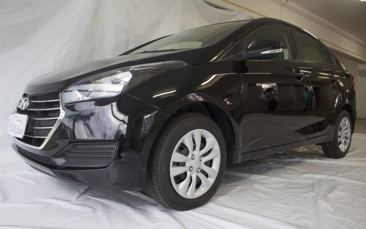 HB20 Sedan – Preto – 2018