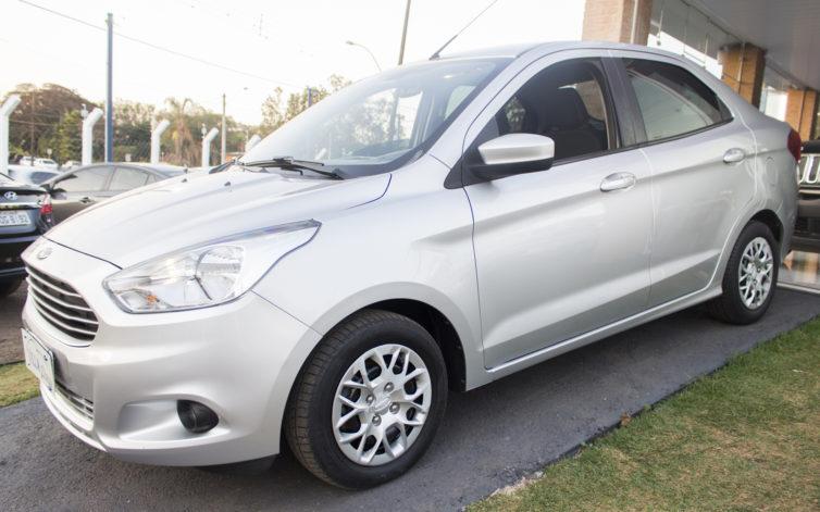 New Ká Sedan